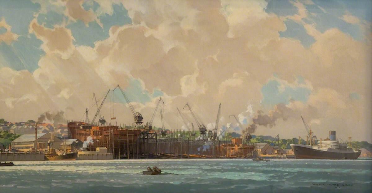 Caledon Shipyard