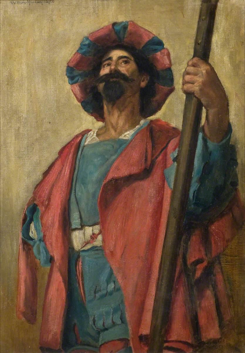 Spanish Figure of the Twelfth Century