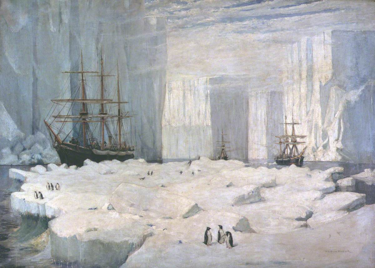 Dundee Antarctic Whaling Expedition (1892–1893)