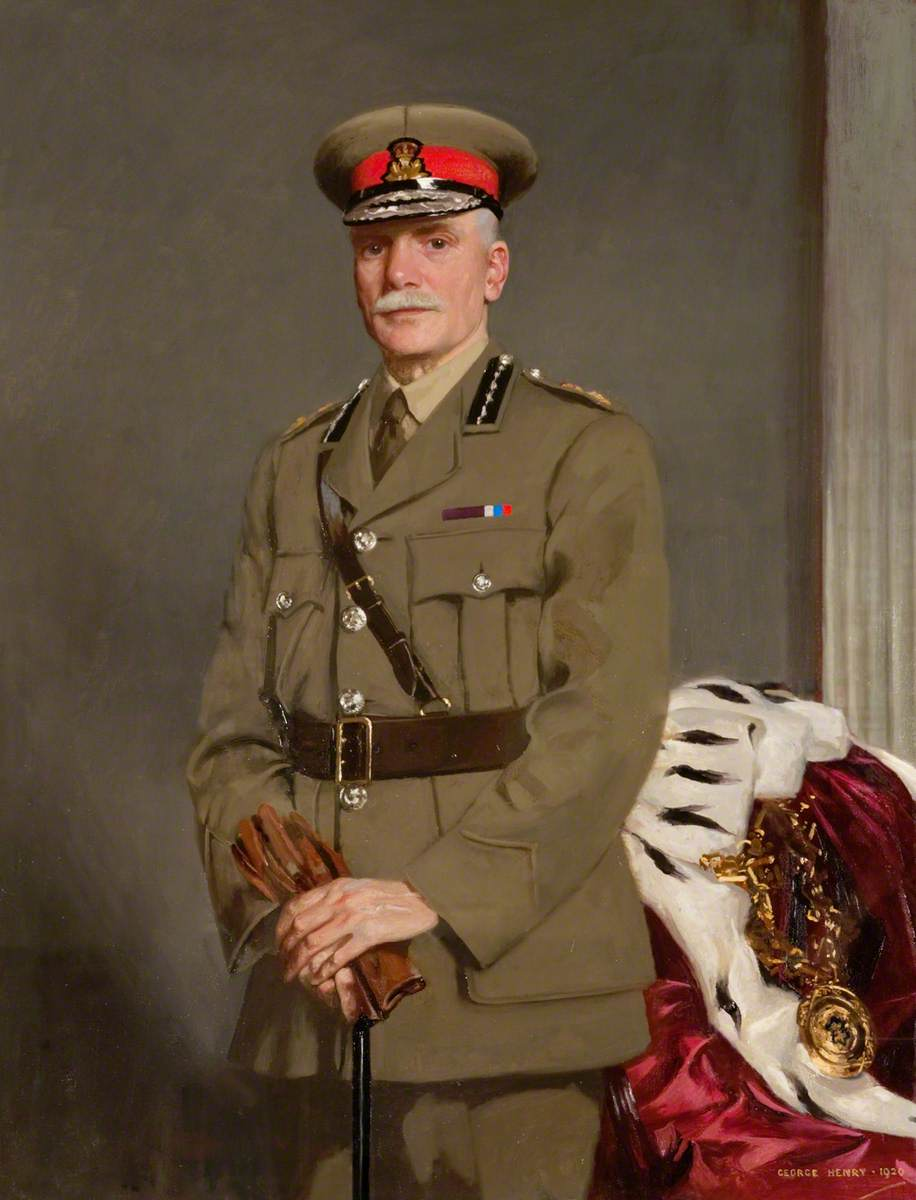 Sir William Don (1861–1926), Lord Provost of Dundee (1914–1920)