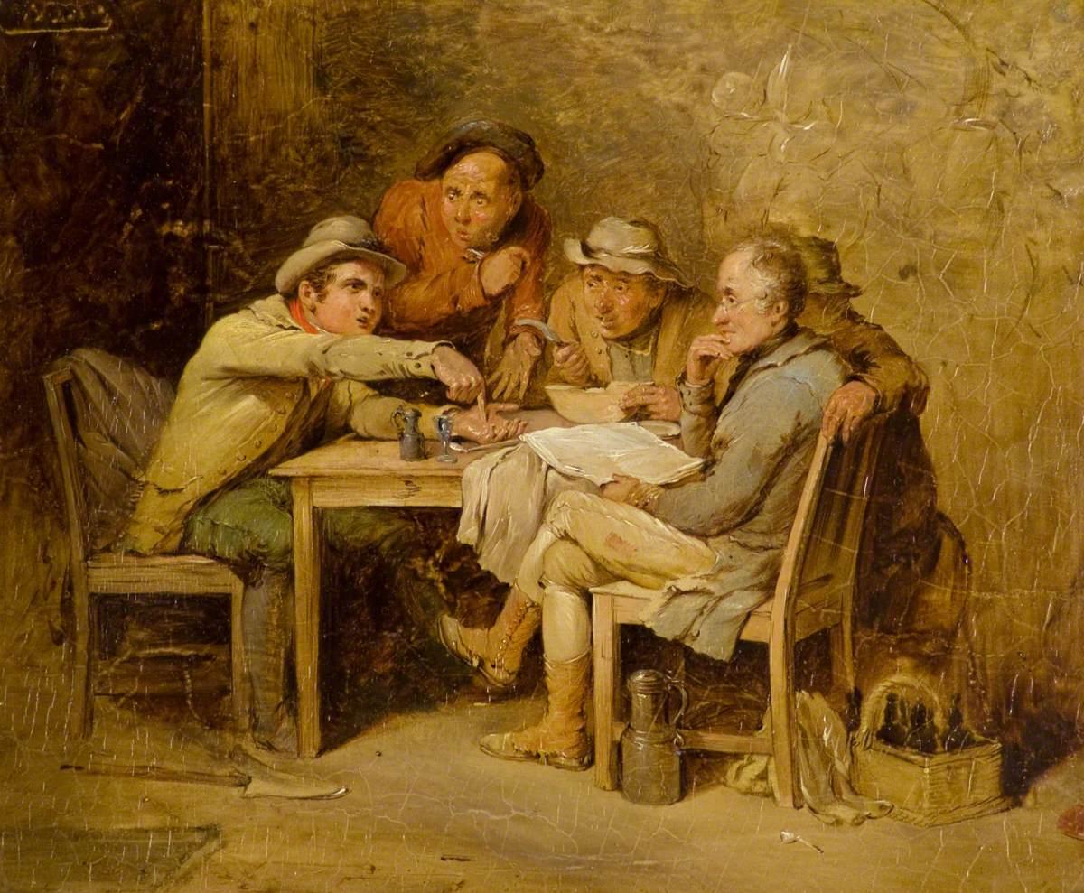 'The Village Politicians'