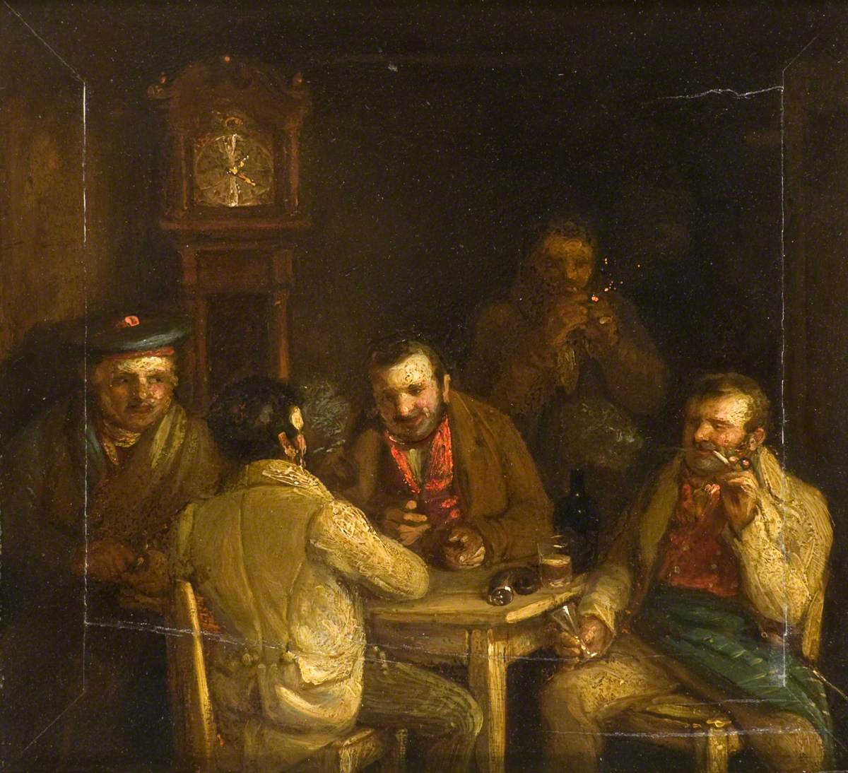 Tradesmen in the Vault, Dundee