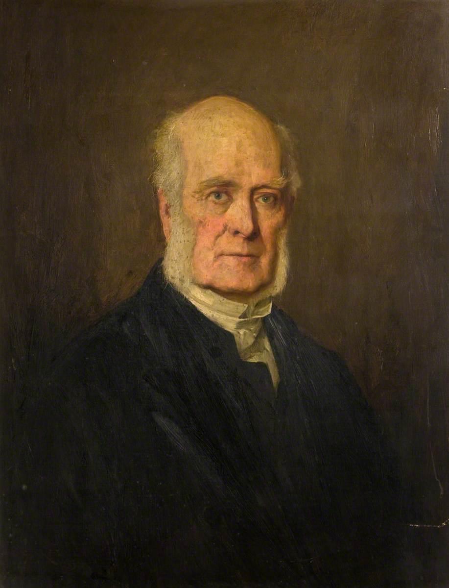 Reverend William Wilson (1808–1888)