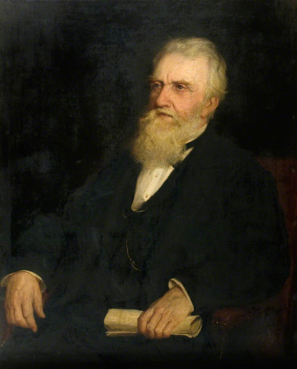 George Rough (1801–1888), Provost of Dundee (1853–1856)