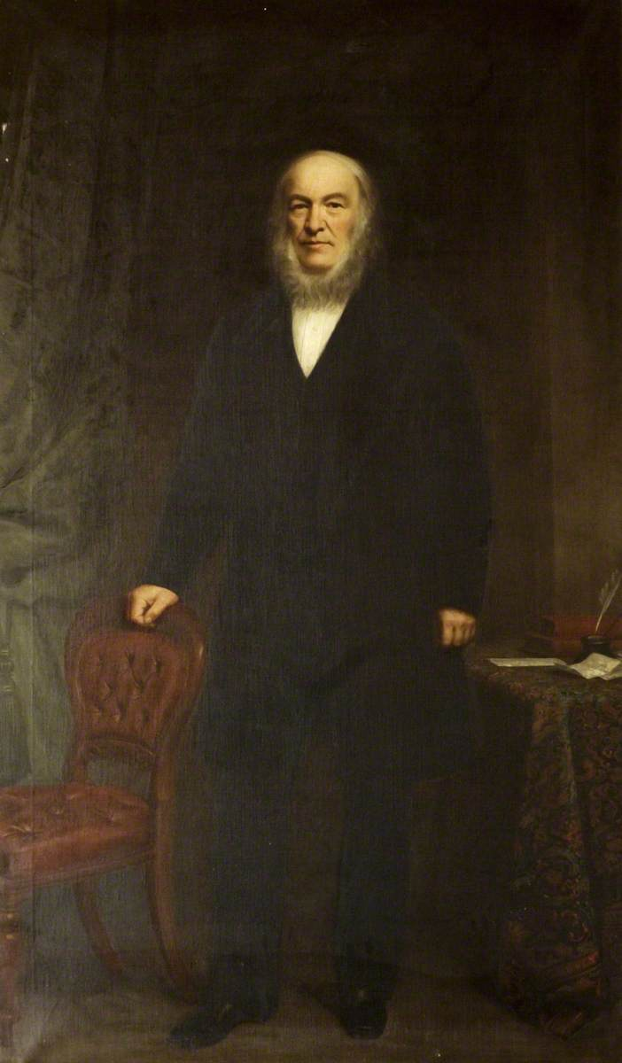 James Arrott (1808–1883), MD, Physician at the Dundee Royal Infirmary (1833–1855)