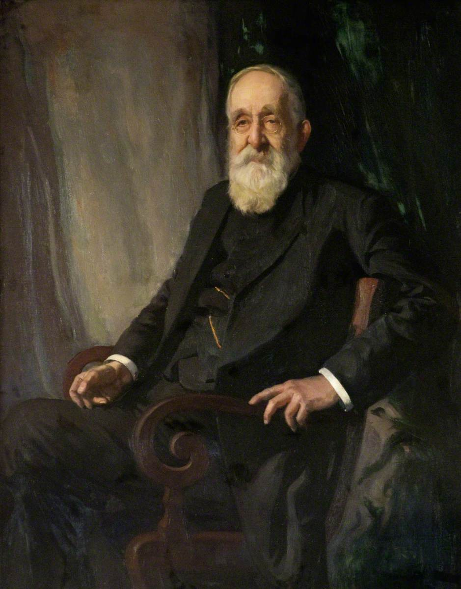 Reverend Henry Williamson (1839–1926)