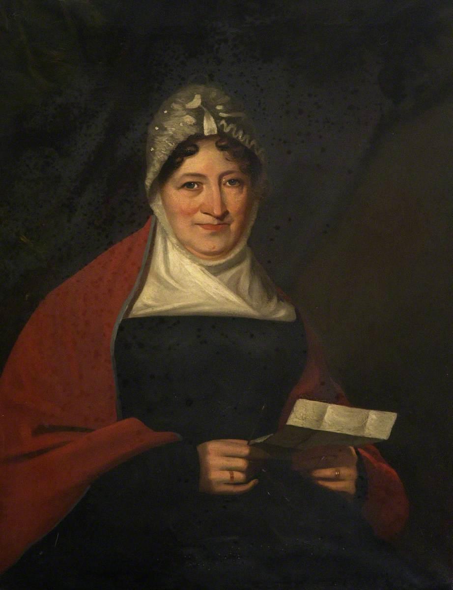 Mrs Susan Carnegie of Charleton and Pitarrow (1744–1821)