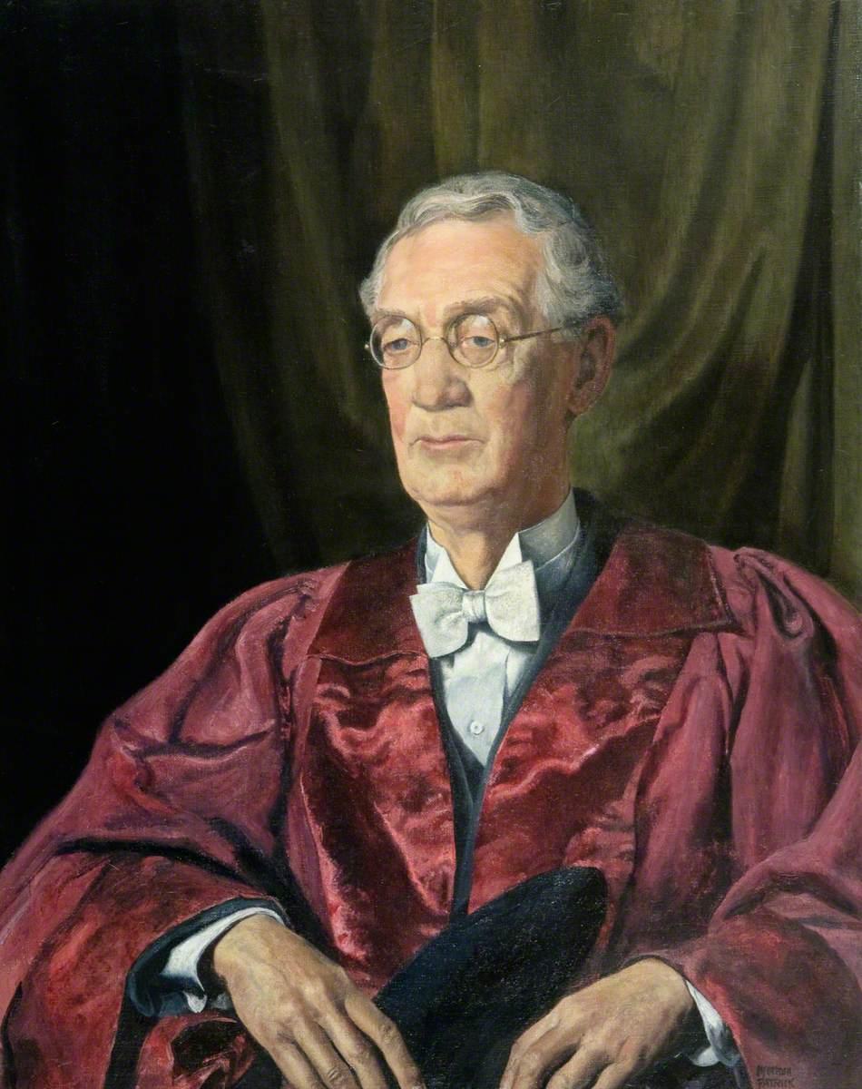 Principal Angus Fulton (1871–1958)
