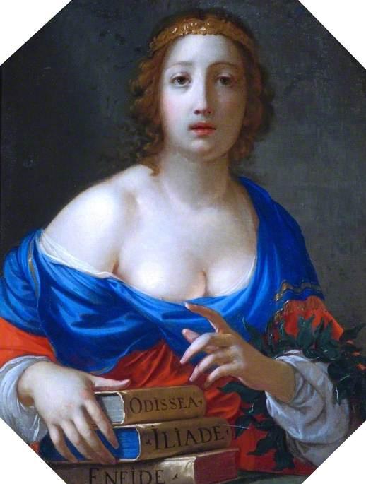 The Muse Calliope