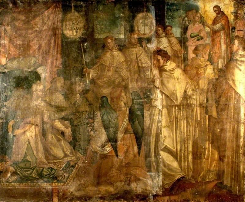 The Last Communion of St Peter Nolasco