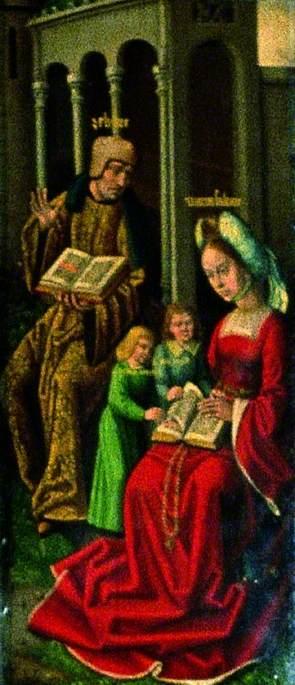 The Family of Zebedee