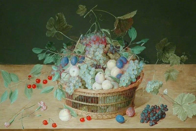 A Basket of Fruit