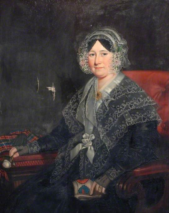 Rachael Whitaker of Melton Hall