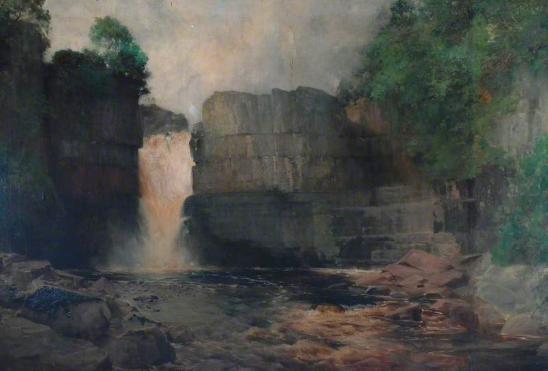 High Force, Middleton-in-Teesdale