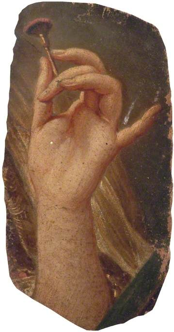 The Hand of Madame de Pompadour