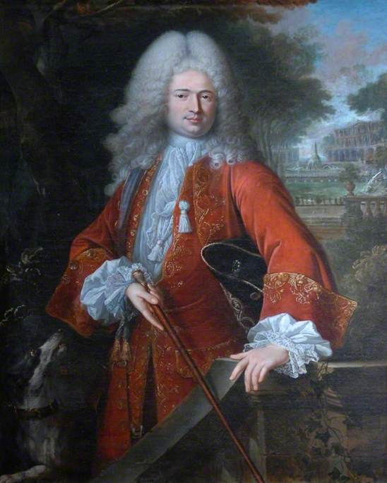 A Nobleman from the Time of Louis XIV