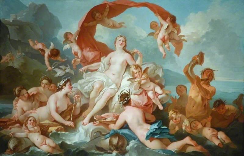 La naissance de Vénus (The Birth of Venus)