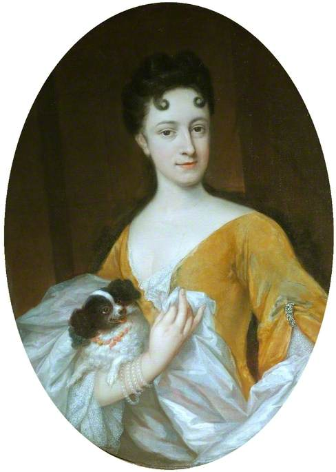 A Lady with a Dog
