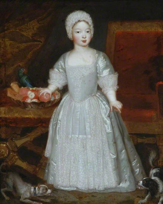 An Infanta of Spain