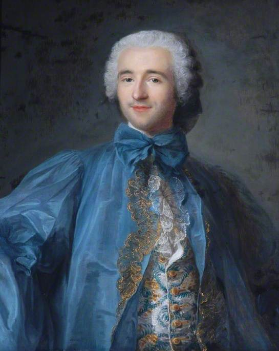 Portrait of a Man 'en robe de chambre'