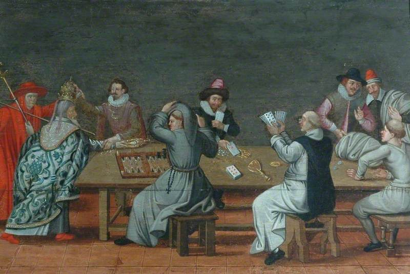 Ecclesiastics Gambling