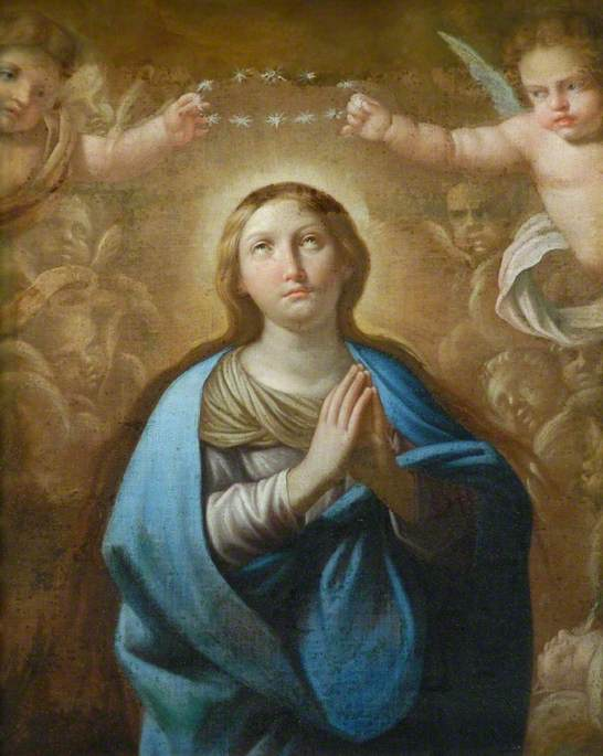 The Virgin Crowned with Stars