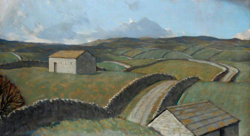 A Moorland Road