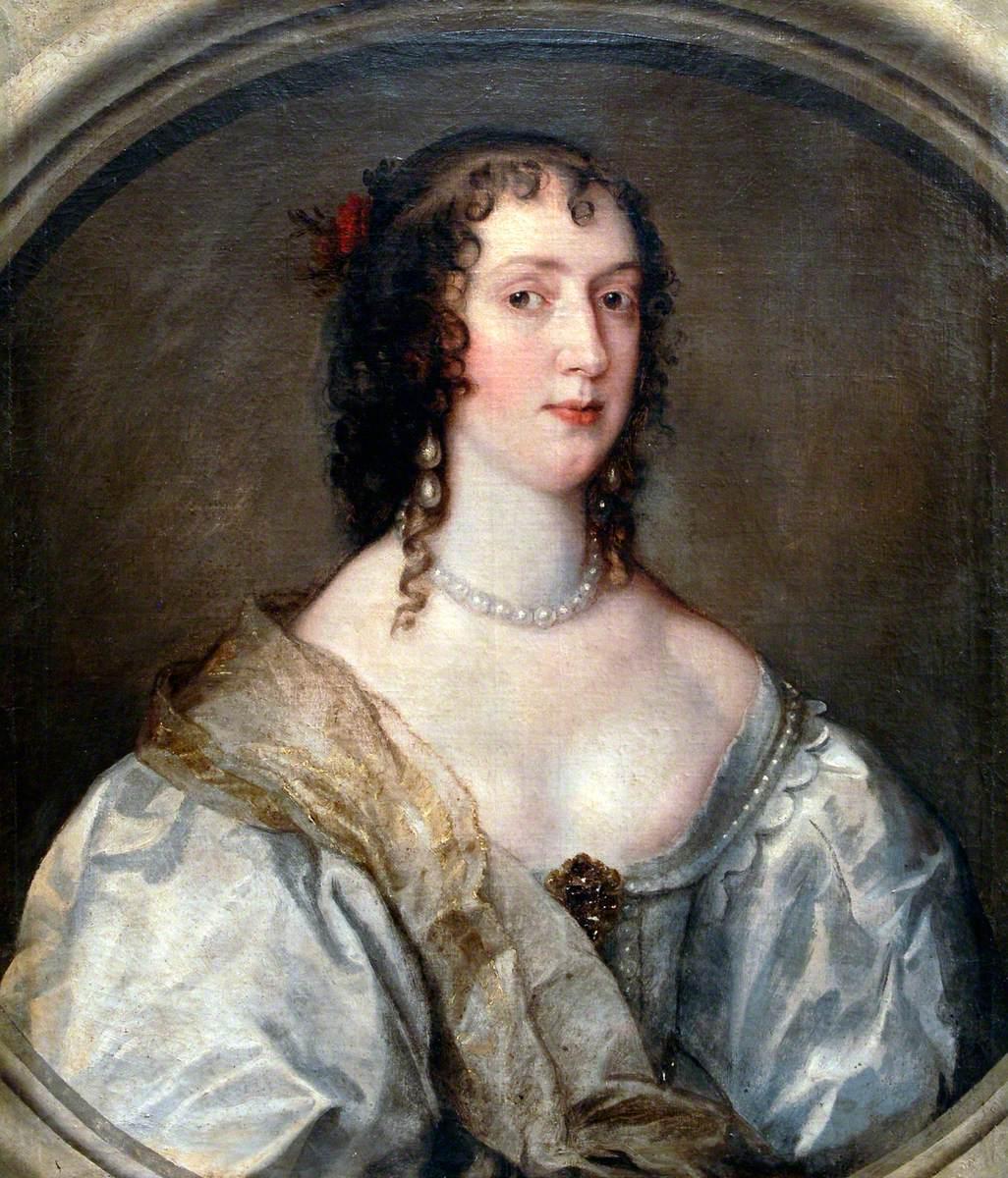 Olivia Boteler Porter (d.1633)
