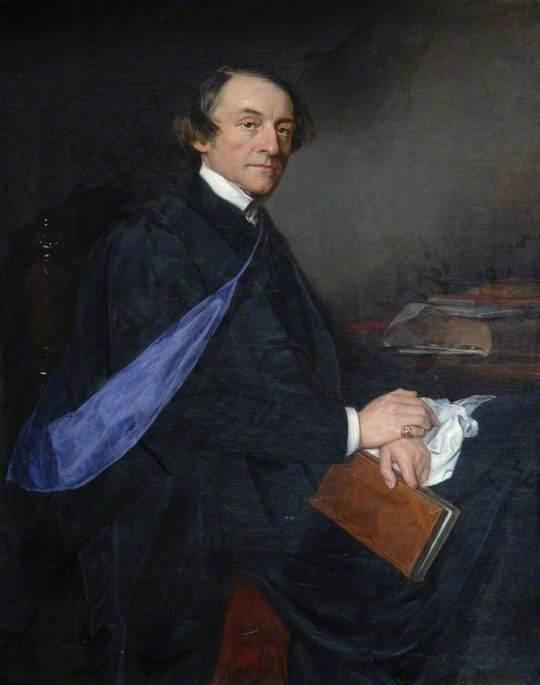 The Reverend Joseph Waite (1824–1908), DD