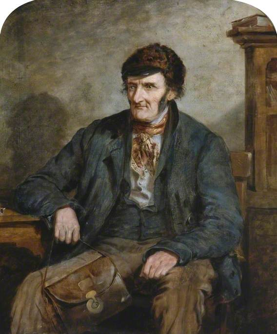 Joe Bainbridge, the Castle Postman