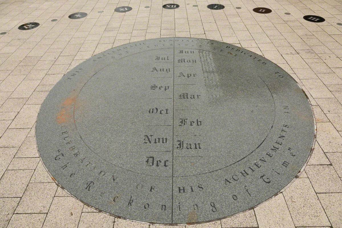 Analemmatic Sundial