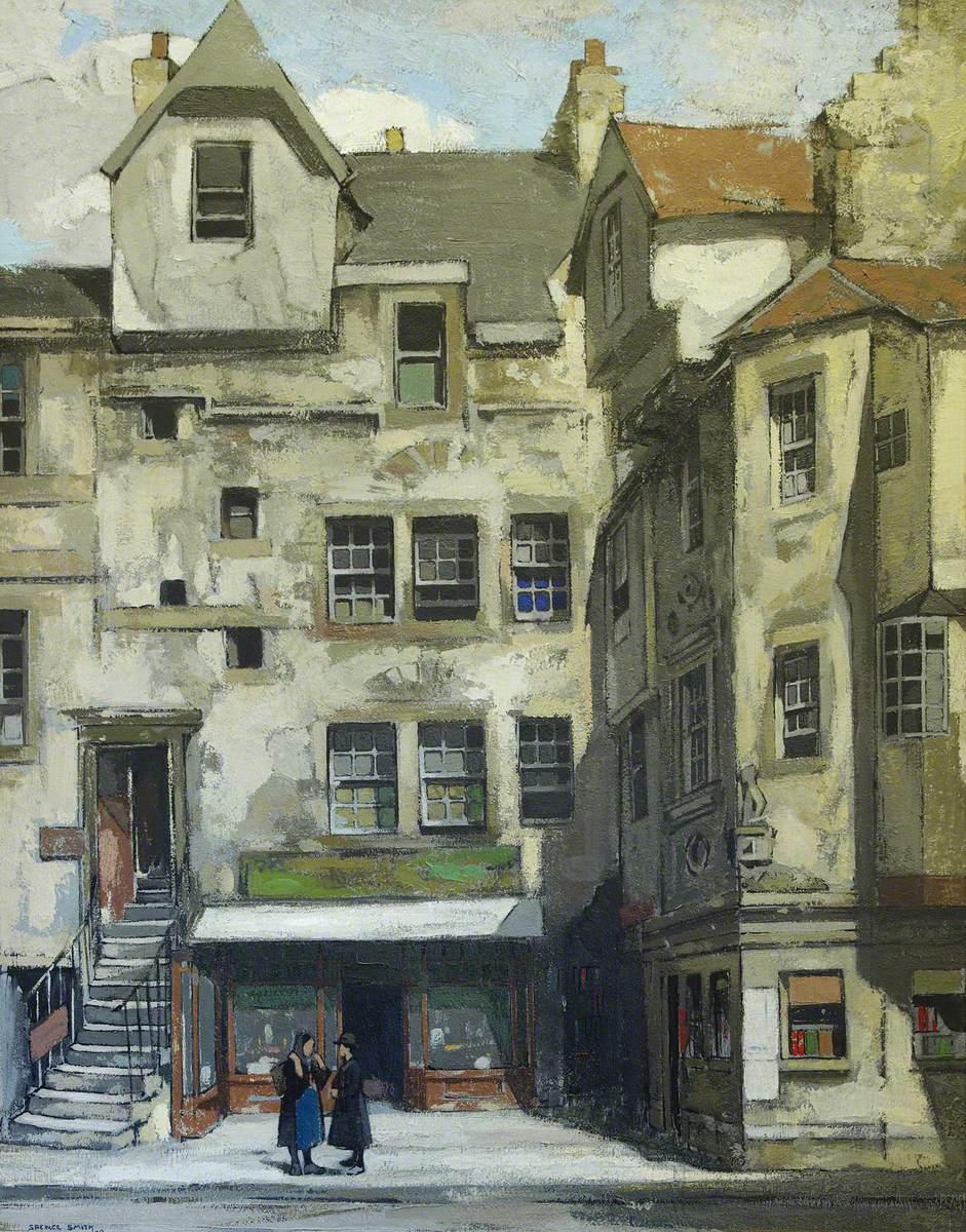 Mowbray House, High Street, Edinburgh