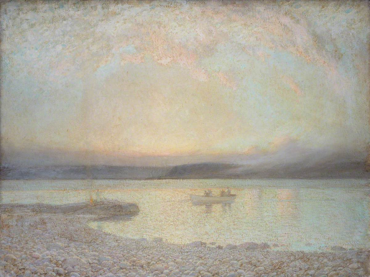 Dawn over Galilee