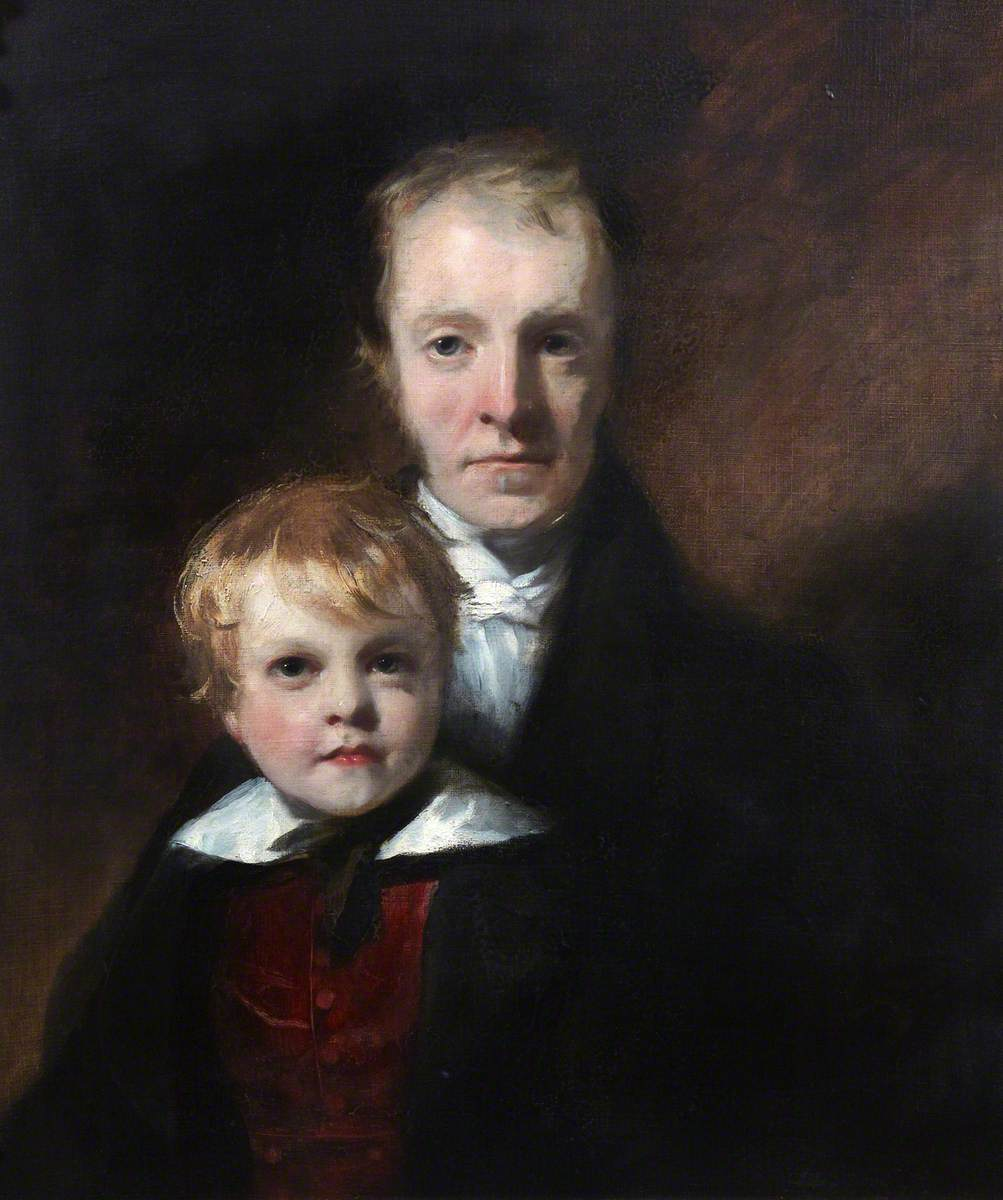 John Small (1797–1847), and His Son