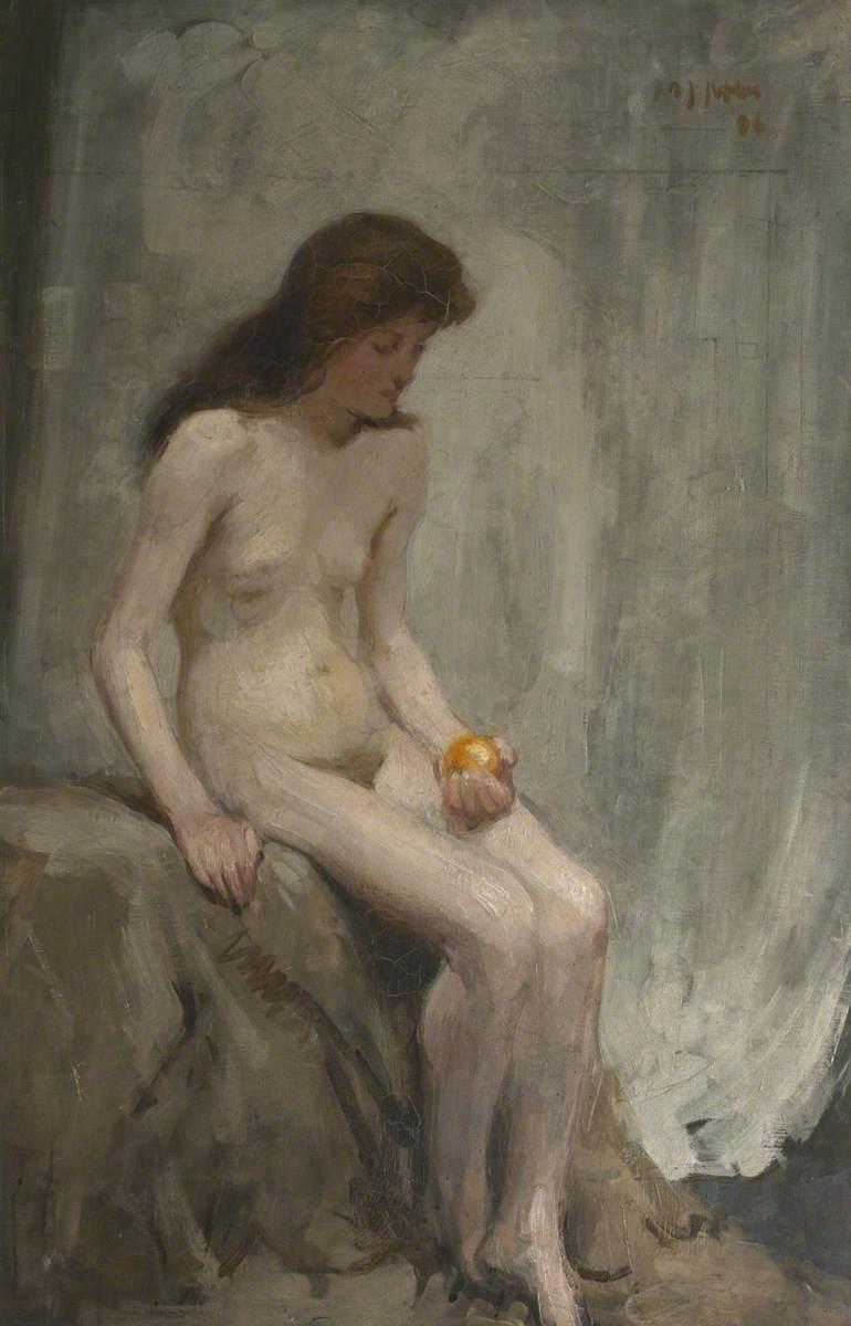 Nude in Studio Interior