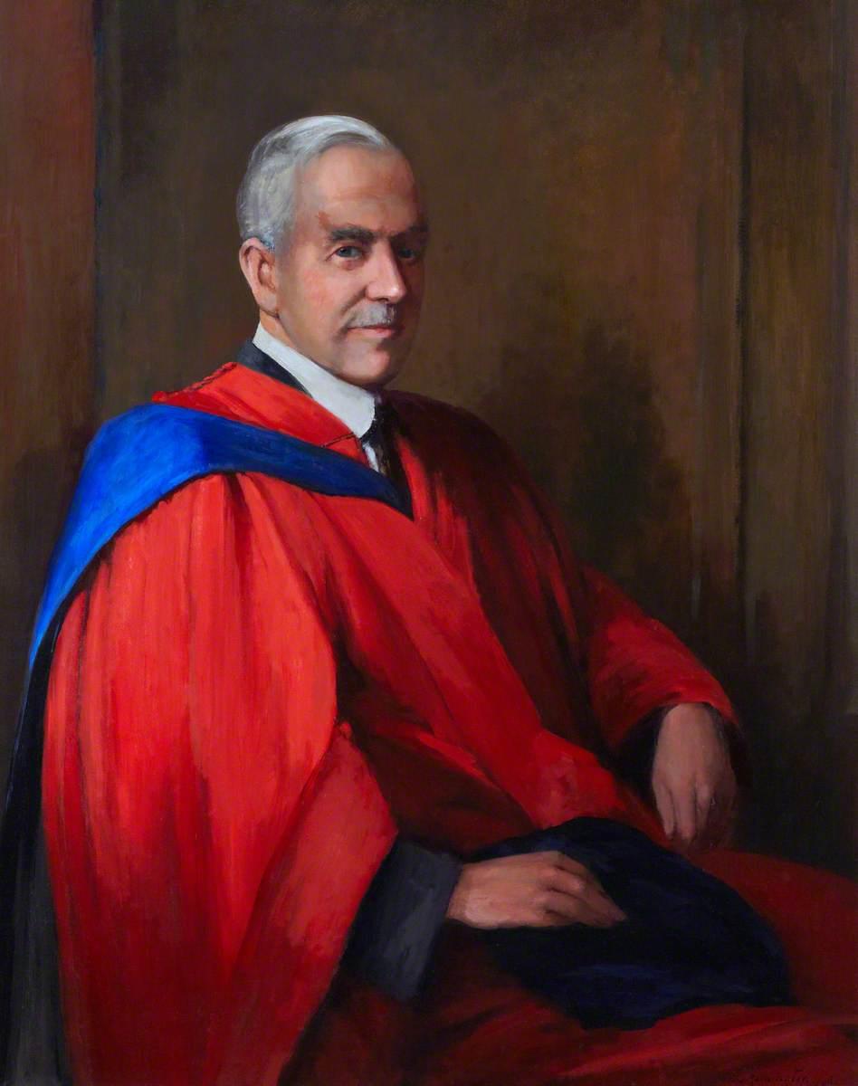 James Cameron Smail (1880–1970), OBE, Principal of the Heriot-Watt College