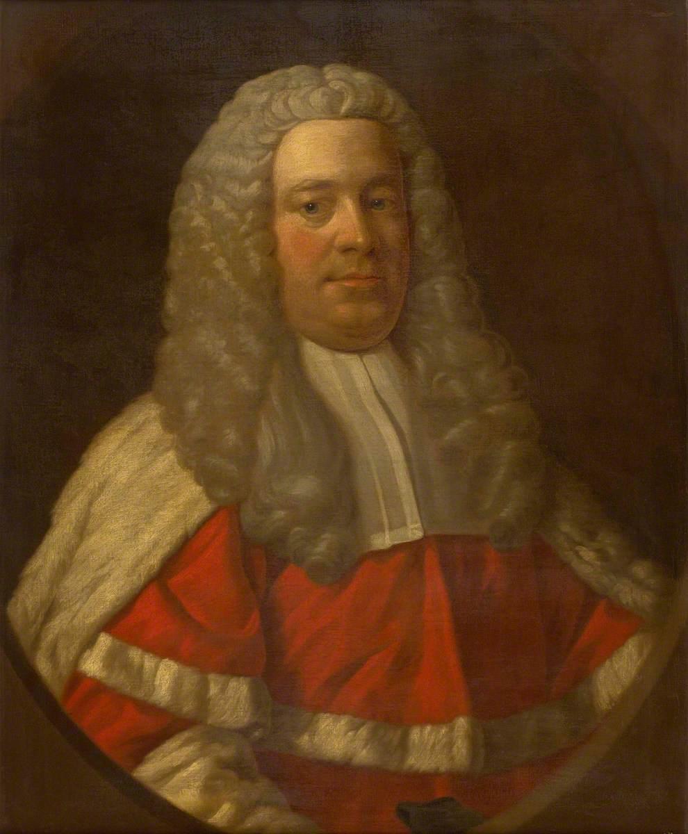 John Maule of Inverkeilor (1706–1781)