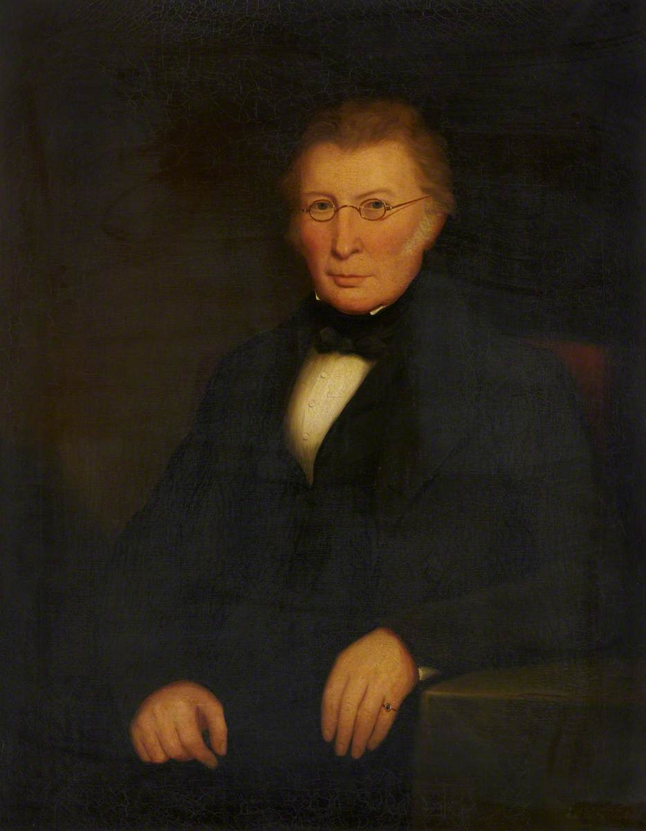 William Renton, Treasurer (1801–1842), Preses (1837–1855)