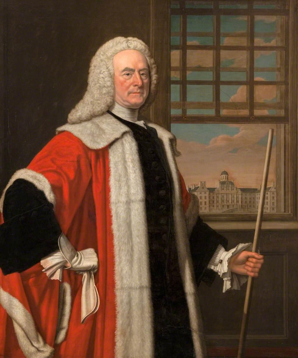 Sir George Drummond (1687–1766)