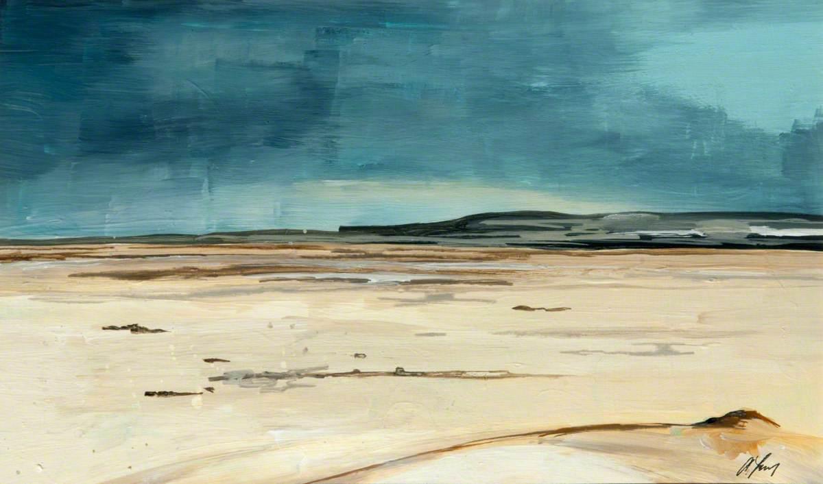 Beach in Winter I