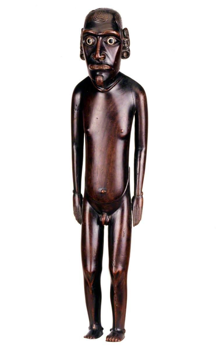 Ancestor Figure of a Man*