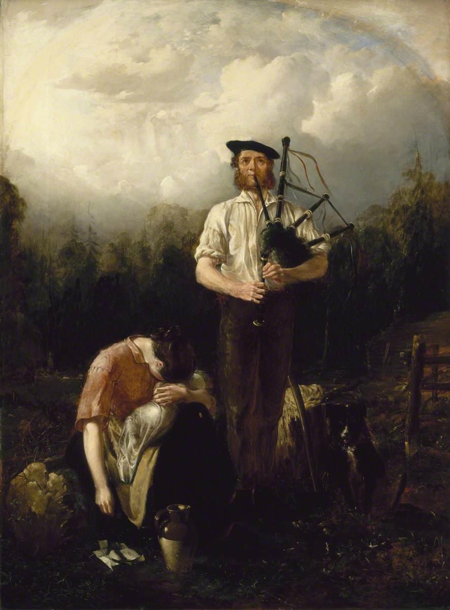 A Coronach in the Backwoods