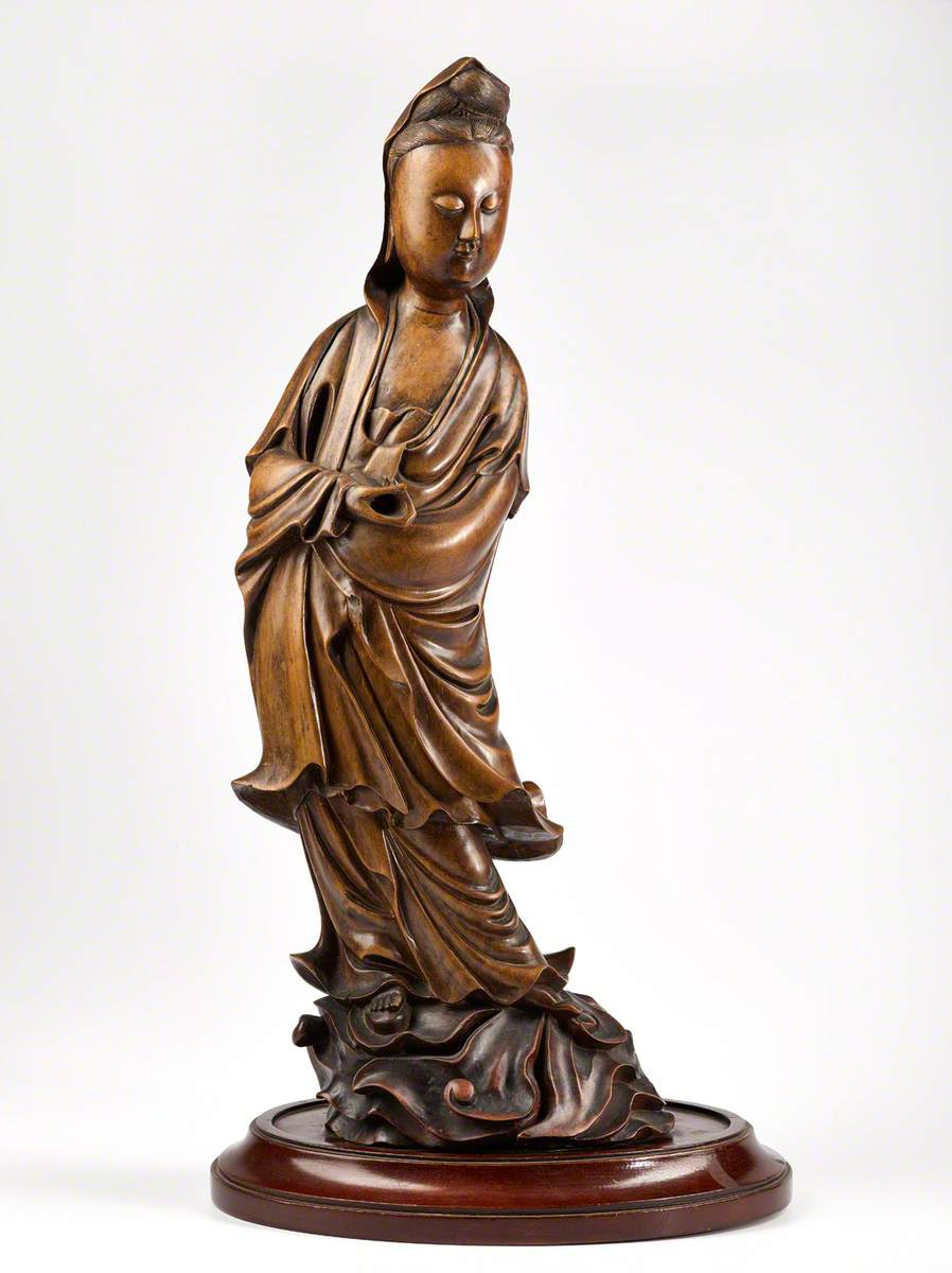 Guanyin, the Bodhisattva of Compassion*