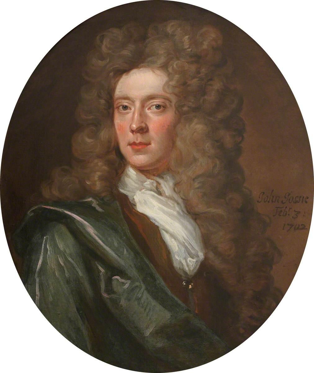 John Jossie (d.1708), FRCSEd (1702)
