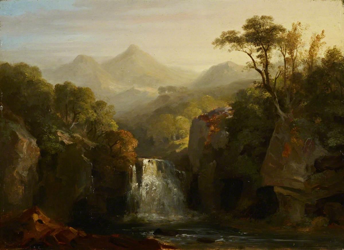 The Falls of Braan