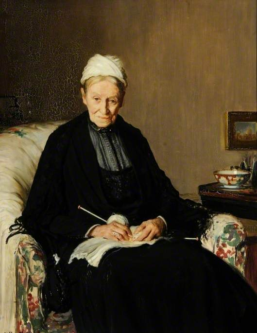 Mrs Stephen Ellis Todd (1837–1936)