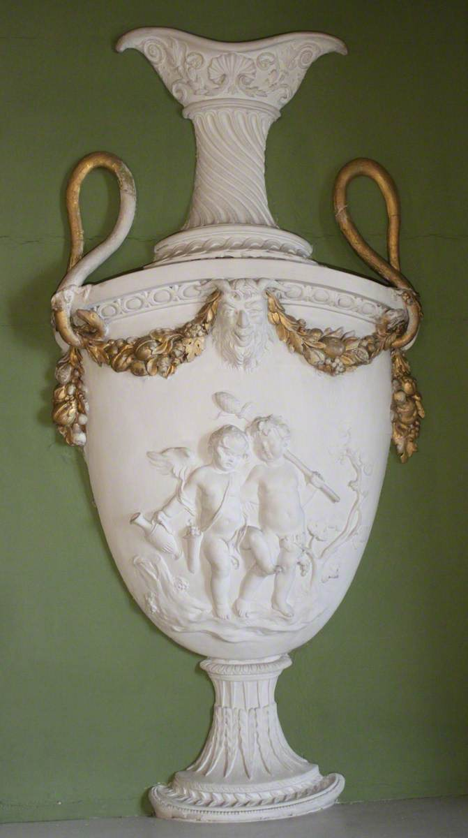 The Bacchic Vases