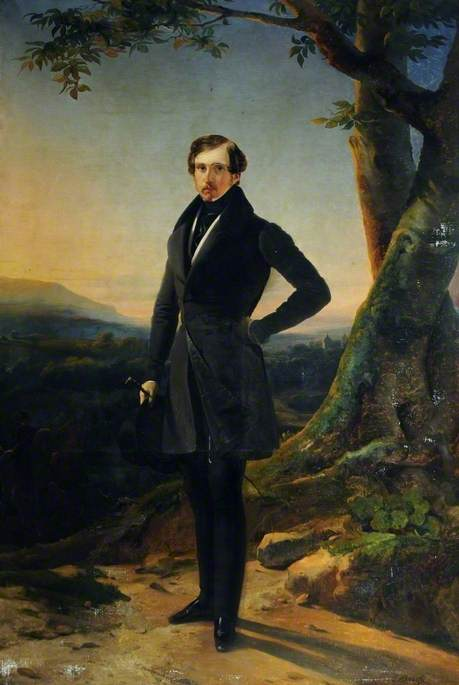 Sir Thomas Aston Clifford Constable (1806–1870)