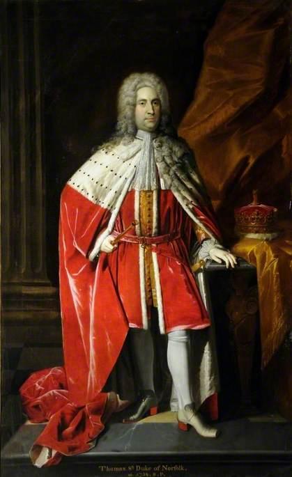 Thomas Howard (d.1732), 8th Duke of Norfolk
