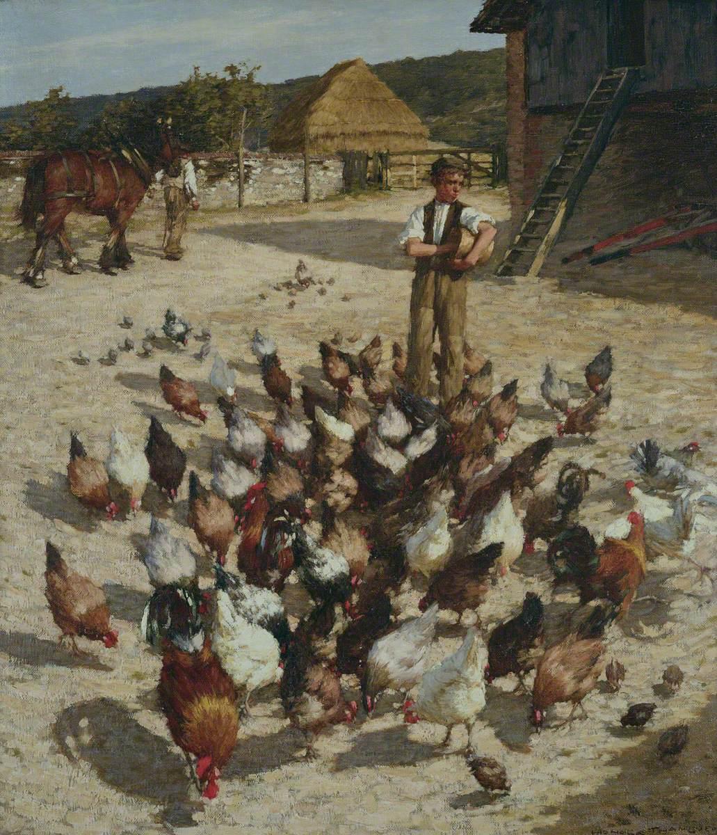 A Sussex Farm